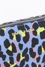 Neceser M nylon leopardo azul